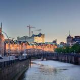 unvergessliche Stadtführung durch die Speicherstadt in Hamburg