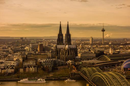 Fototour durch die schöne Ruhrpotstadt Köln