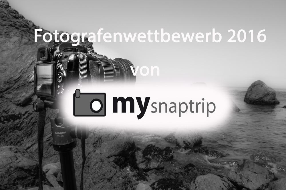 Fotografenwettbewerb August 2016