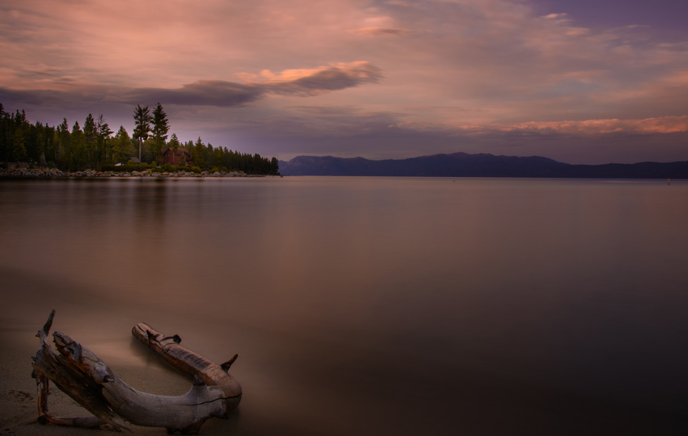 Behind the Foto – Lake Tahoe